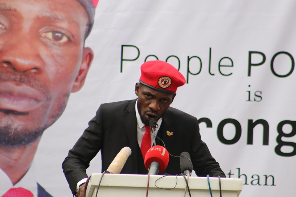 Robert Kyagulanyi