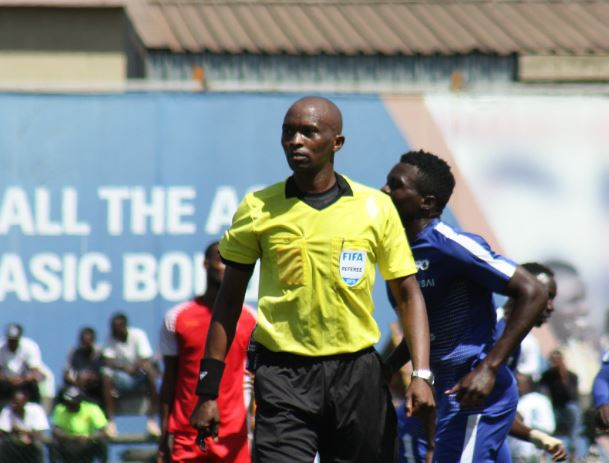 Ali Sabila will be one of the Ugandan referees on duty. (PHOTO/Courtsey)