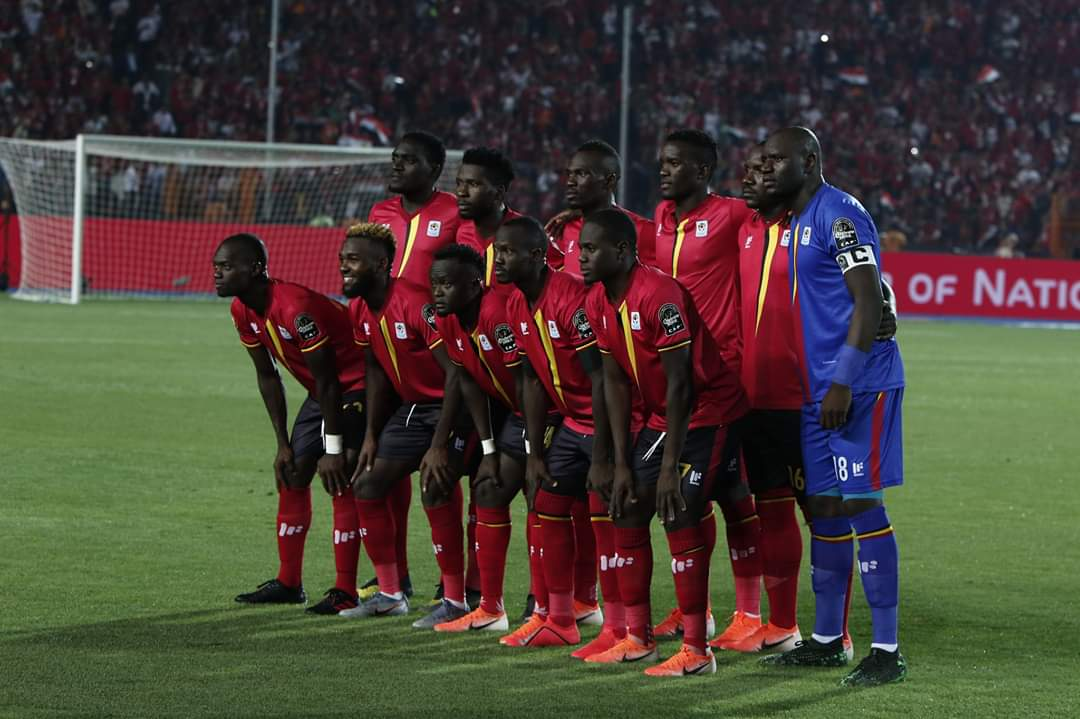 Uganda lost only one of their three group games.