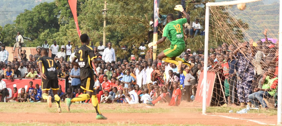 Kitara is the first Region to defeat the Cranes in a tour game this year. (PHOTOS/FUFA)