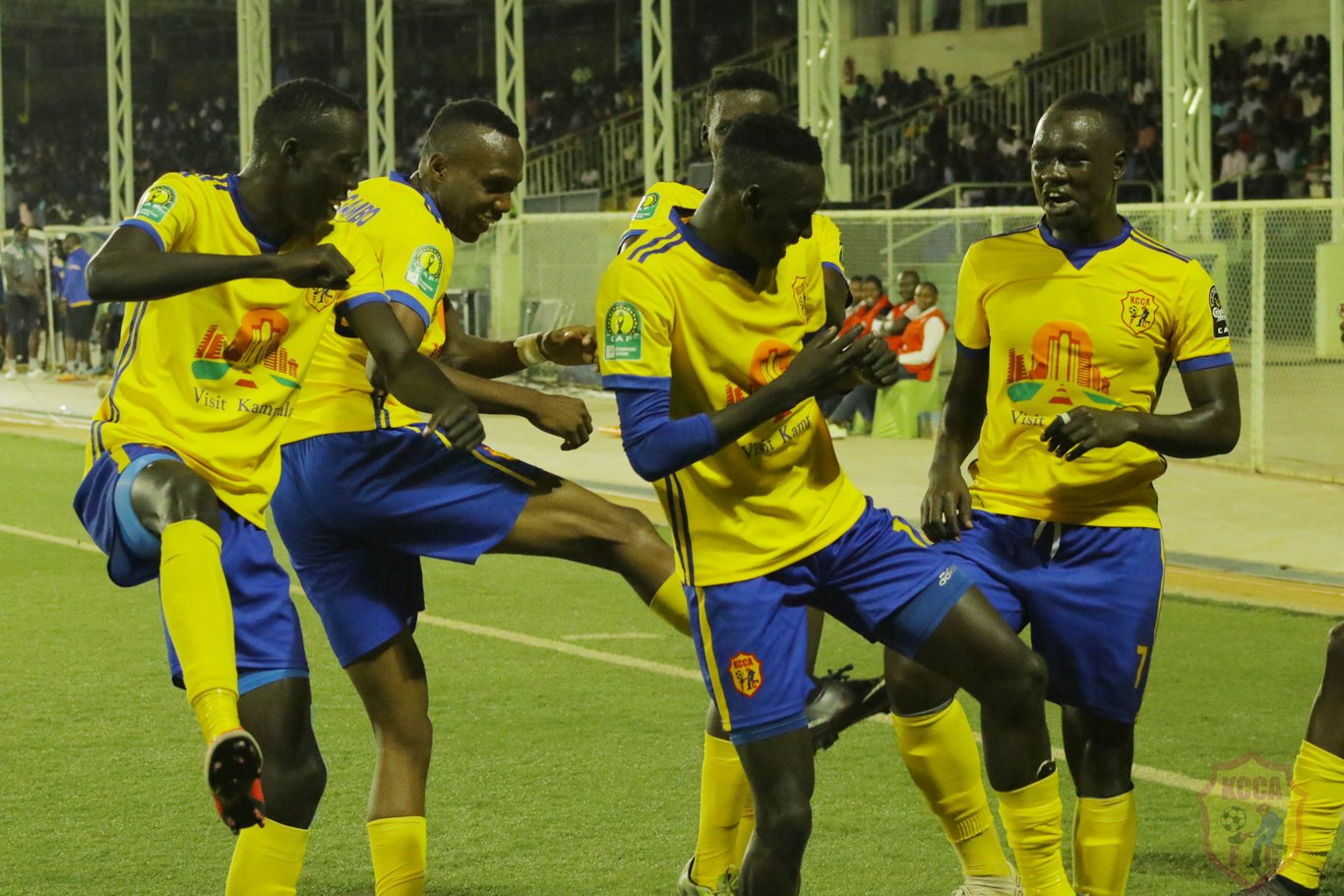 KCCA FC will represent Uganda in the CAF Champions League 2019/2020. (PHOTOS/File)