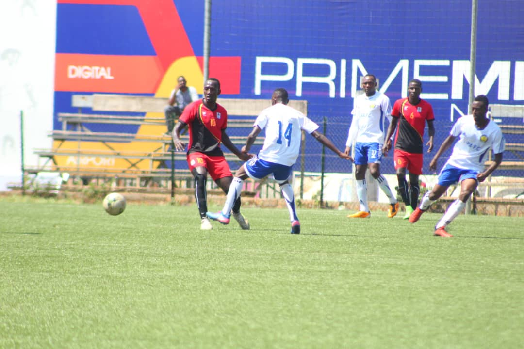 The Cranes defeated URA FC on Thursday.