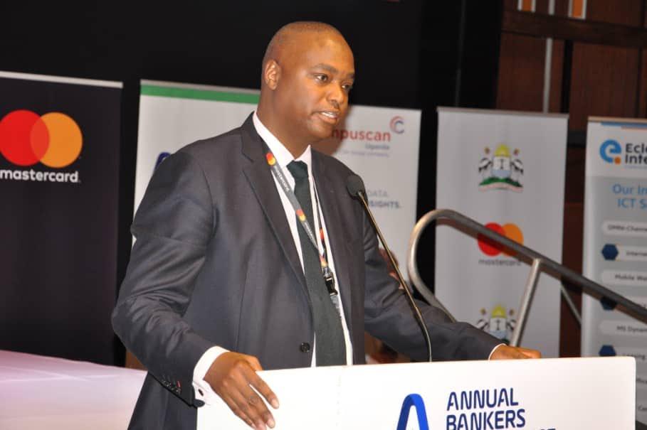 Mr. Patrick Muheirwe the Uganda Bankers Association boss. (PHOTO/File)