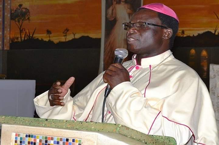 Bishop Wanok has called for concerted effort to mitigate teenage pregnancy and early marriage. (PHOTO/File)