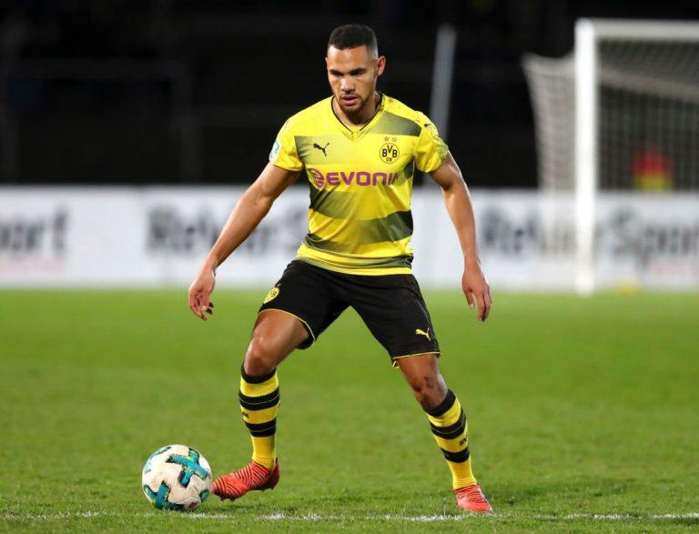 Bockhorn in action with Borrusia Dortmund II, last season. (PHOTO/COURTESY)