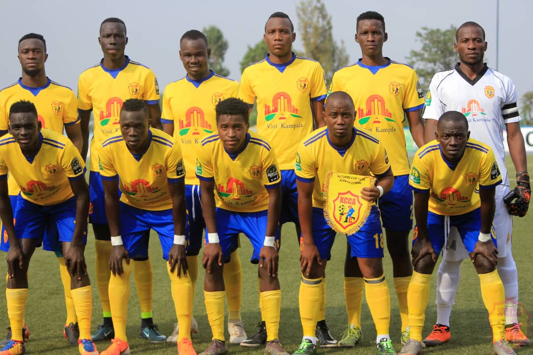 This is KCCA FC's first victory at the 2019 Kagame Cup. (PHOTO/KCCA FC)
