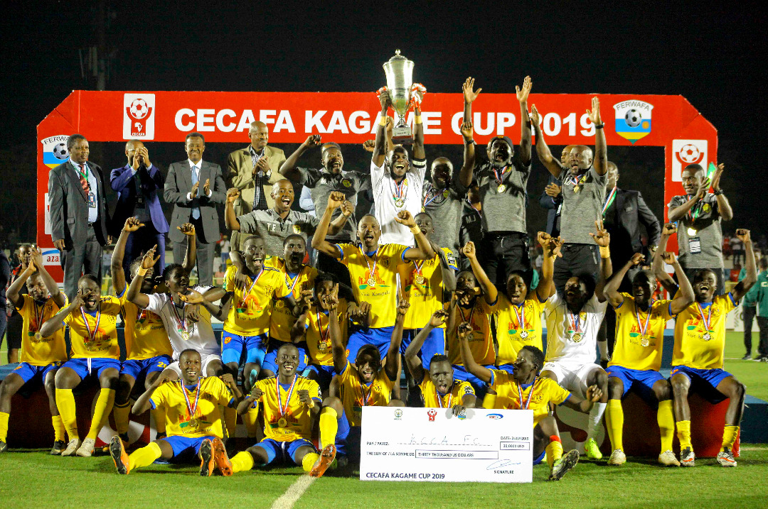 KCCA FC are fresh from winning the CECAFA Kagame Cup 2019.