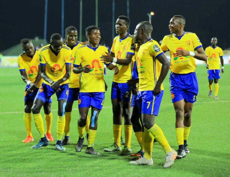 KCCA FC are the defending StarTimes Uganda Premier league  champions. (PHOTO/File)