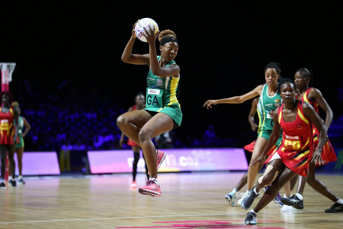 This was Uganda's 4th victory at the 2019 Netball World Cup. (PHOTO/Courtesy)