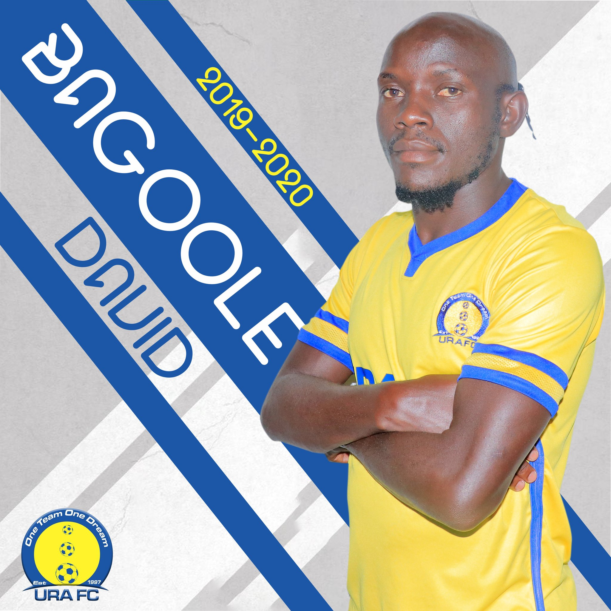 David Bagoole is one of the new faces brought in by URA FC in the offseason.