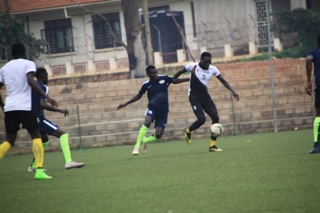 The Cranes have scored only one goal in three build-up matches. (PHOTOS/FUFA)