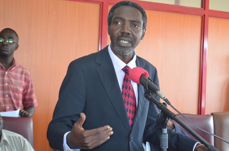 Jimmy Akena