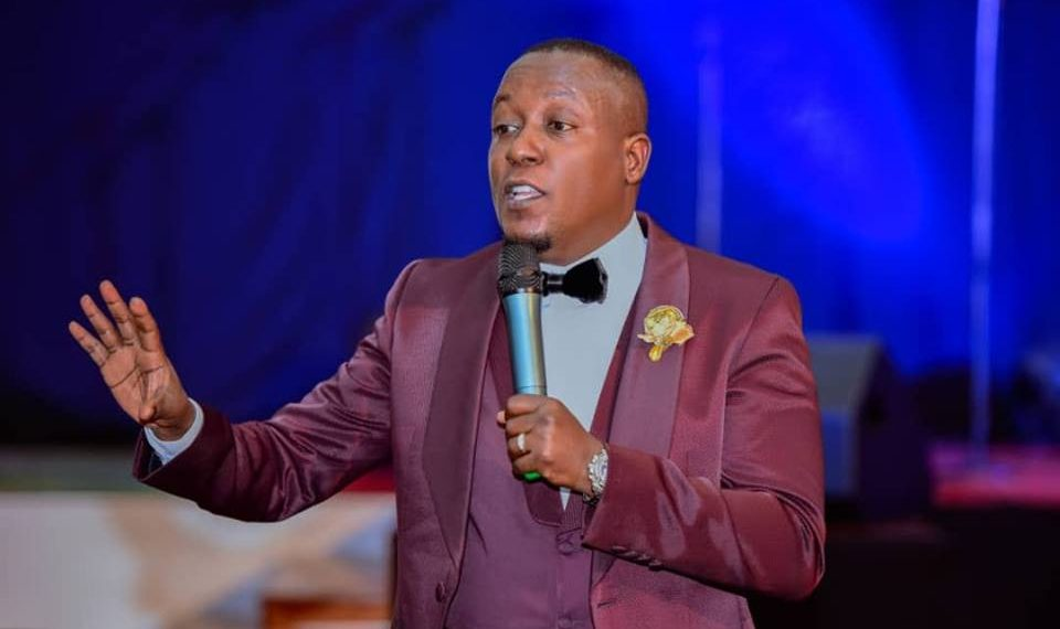 Joseph Kabuleta is a former turned pastor (PHOTO/File)