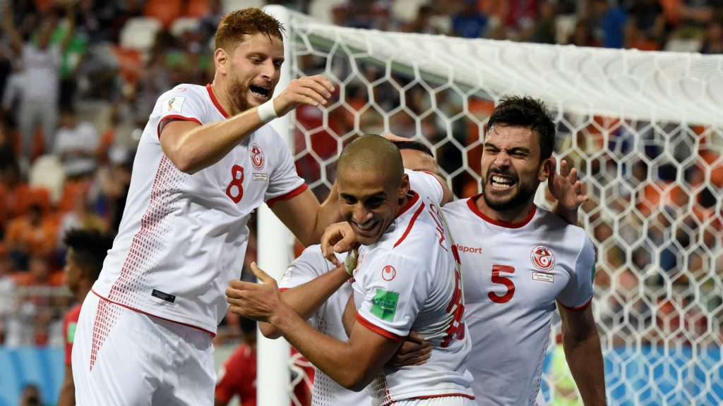 Tunisia have shared spoils in their opening two encounters. (PHOTO/Agency)