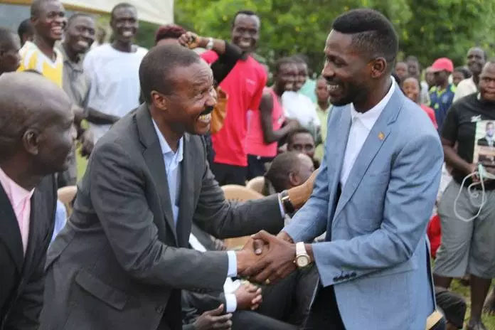 Gen Muntu says he would at backing Bobi Wine for presidency in 2021 polls. (PHOTO/File)