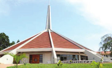 Vatican will declare Munyonyo church as minor basilica. (PHOTO/Film)