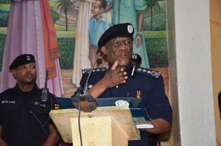 IGP Ochola has warned Ugandans to remain vigilant in the festive season (PHOTO/File)