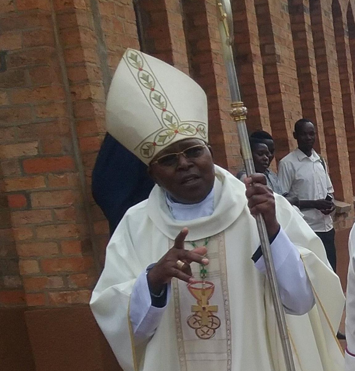 Rt. Rev. Calist Rubaramira, the Bishop of Kabale Diocese. (PHOTO/File)