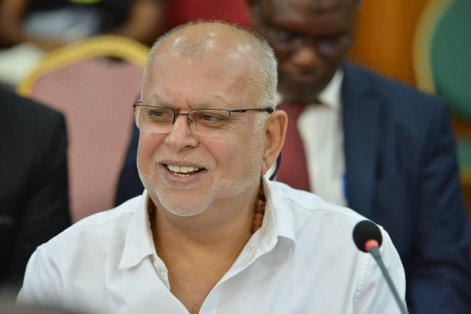 Sudhir Ruparelia, a Ugandan business magnate and investor. (PHOTO/File)