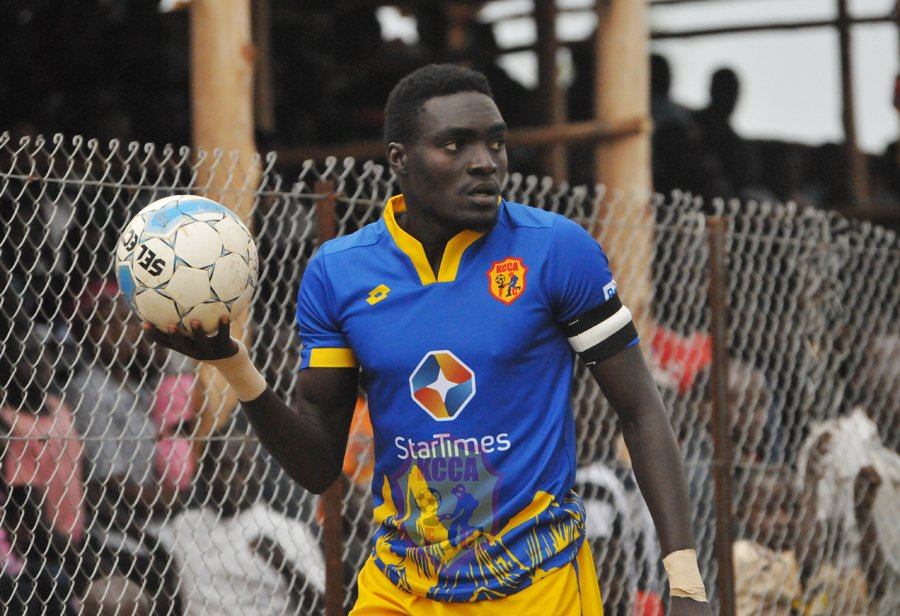 Awany has been with KCCA FC since 2014. (PHOTO/file)