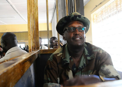 Gen. Tumukunde's home surrounded by security forces (PHOTO/File)