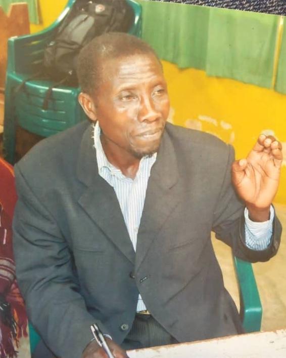 The suspect on the run:  Mr. Abdul Lwanga the Chairperson LC I of Busaale village, Nakisunga sub-county Mukono District. (PHOTO/Courtesy)