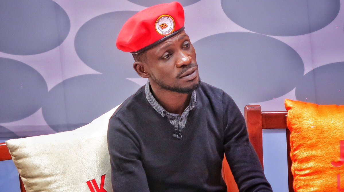 Kyadondo East MP Robert Kyagulanyi aka Bobi Wine has condemned the manner in which suspects were rearrested. (PHOTO/File)