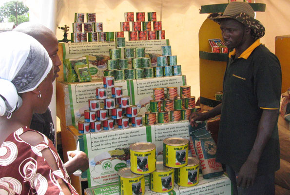 Farmers are advised to buy seed and other farm inputs only from genuine stockists, or reputable seed companies and suppliers. (PHOTO/File)