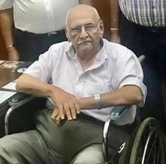 The city tycoon Amirali Karmali died quietly on Wednesday evening. ( PHOTO/File)