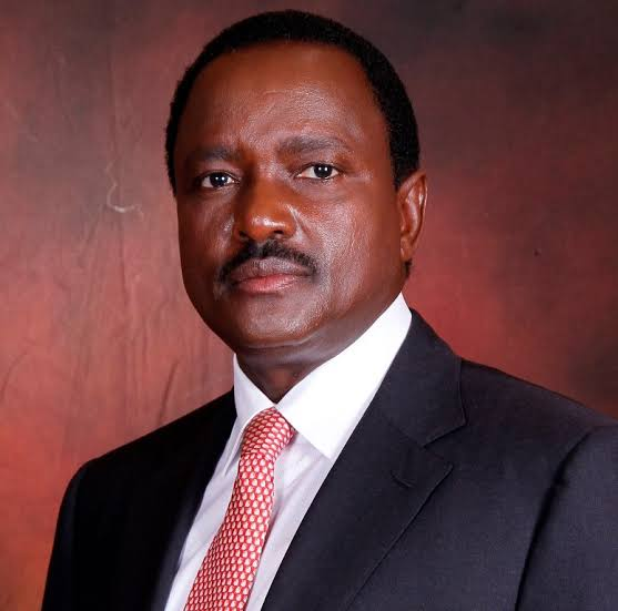 Stephen Kalonzo Musyoka who was the tenth Vice-President of Kenya from 2008 to 2013 has been tapped by President Kenyatta new envoy to South Sudan. ( PHOTO/Courtesy)