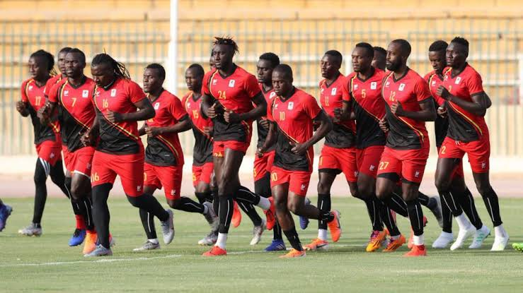 The Cranes are making only their second appearance at the knock out stages of AFCON. (PHOTOS/Agencies)
