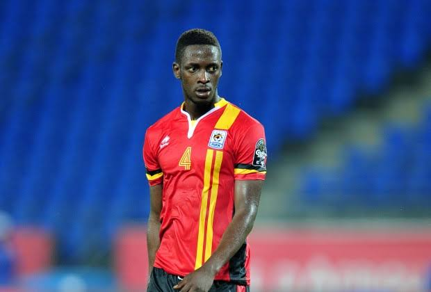 Juuko featured in three of Uganda's 4 games at AFCON 2019.