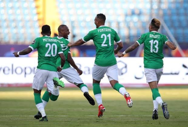 Madagascar have so far been the surprise package at AFCON 2019. (PHOTOS/file)
