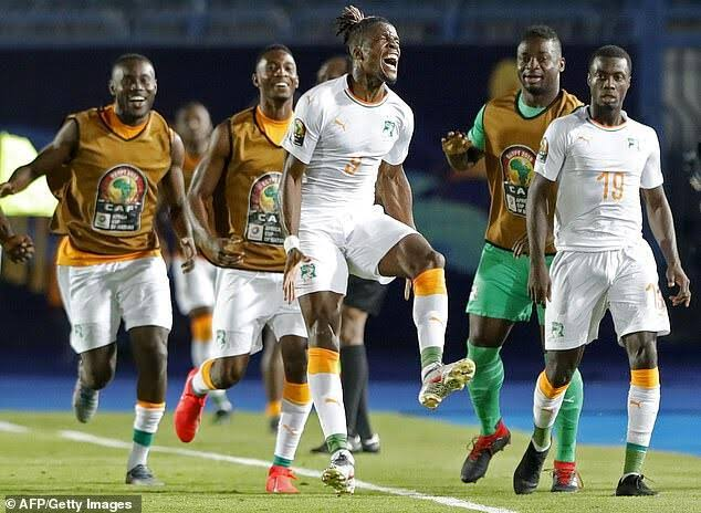 Ivory Coast awaits the winner between Ghana and Tunisia in the last round of 16 game. (PHOTOS/Agencies)