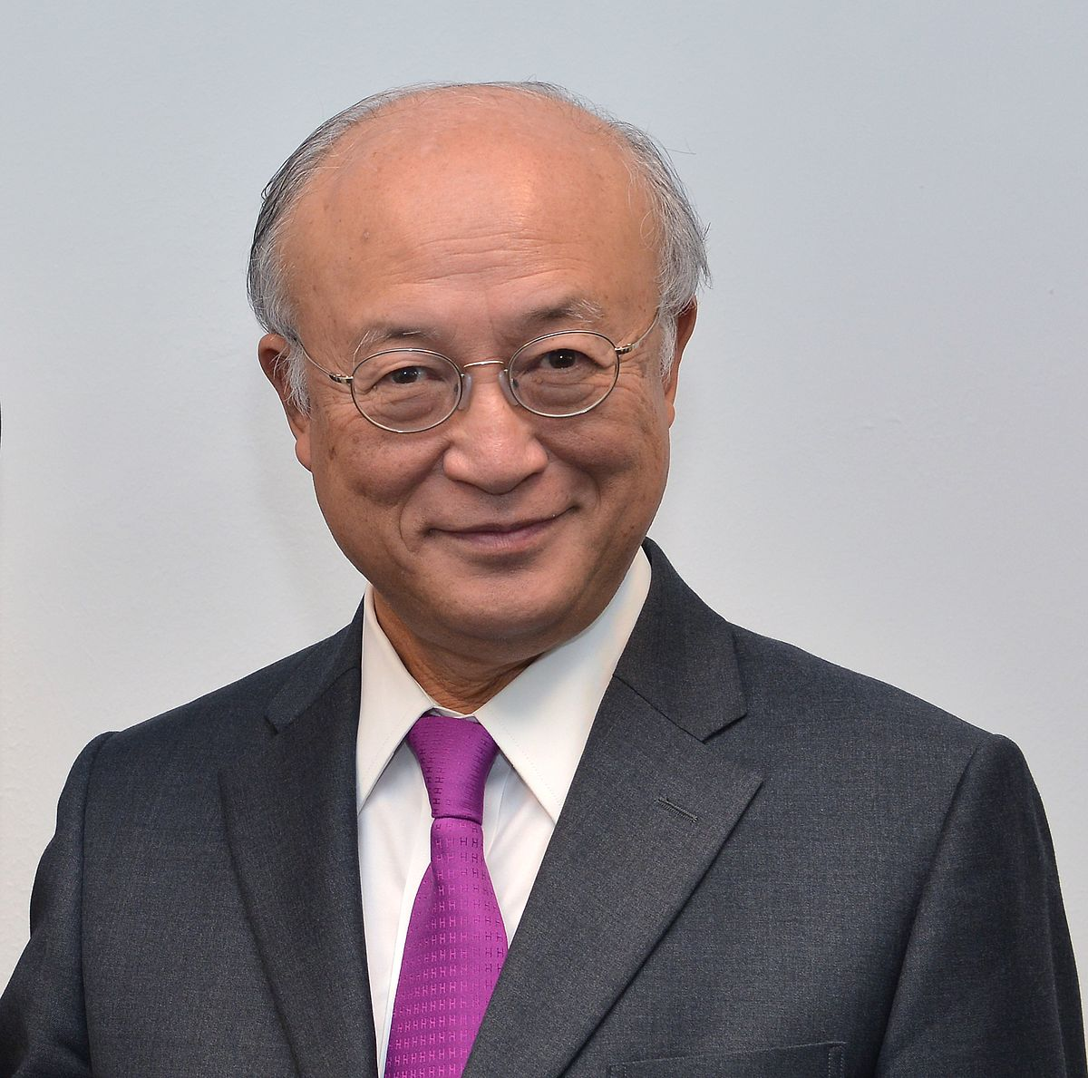Yukiya Amano was a Japanese diplomat and the Director General of the International Atomic Energy Agency.