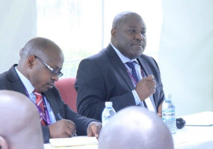 Judiciary PS Kagole Kivumbi