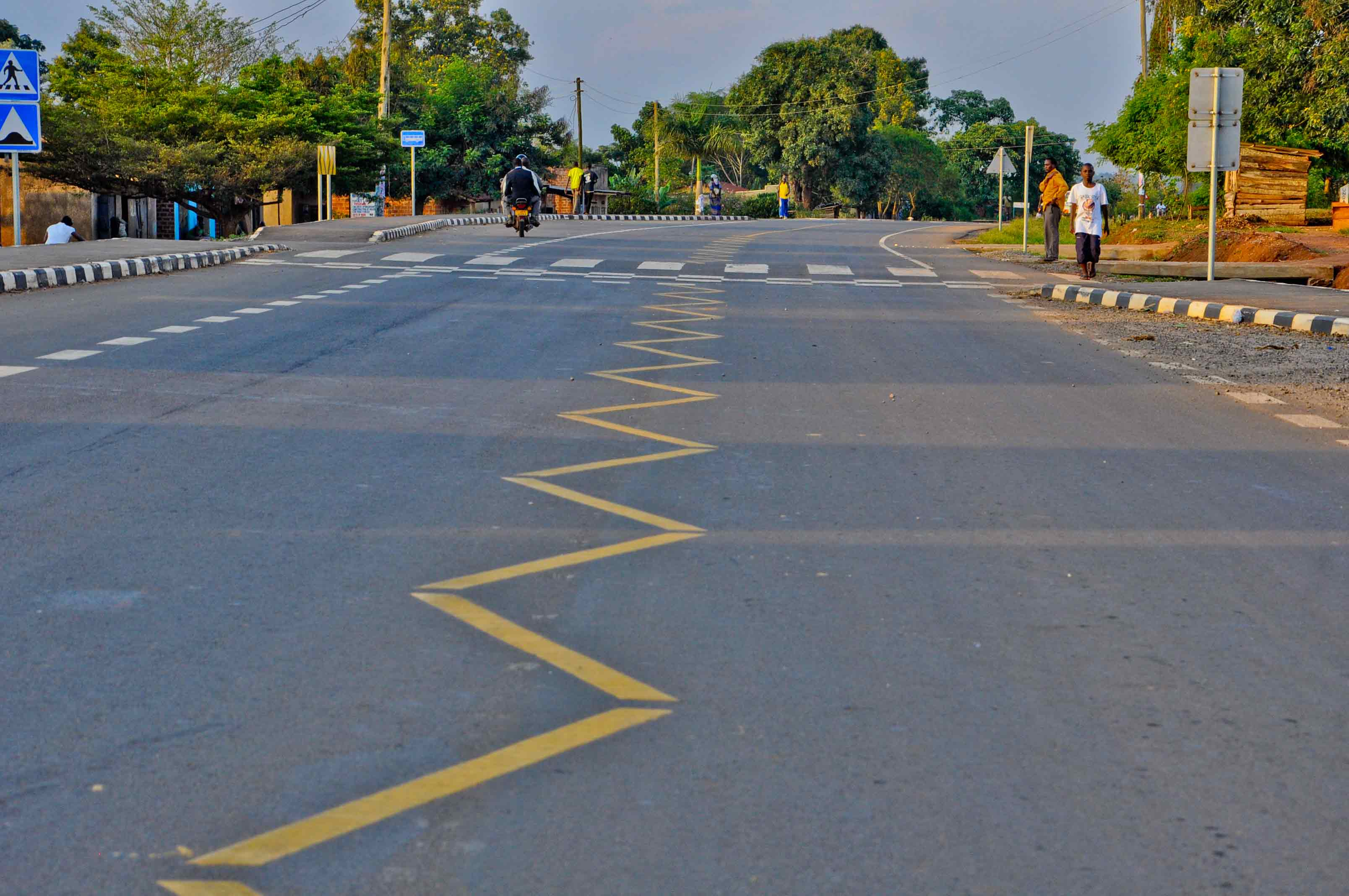 The Mukono-Kayunga-Njeru road is one of SBI International's project. The firms has scooped the. (PHOTO/FIle)