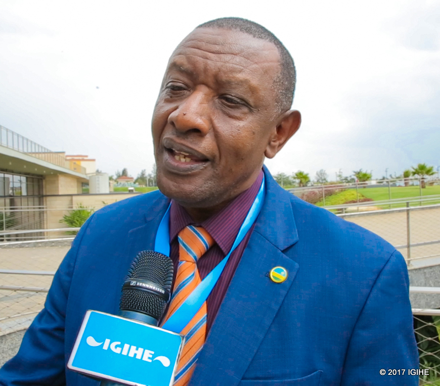The Rwandan High Commissioner to Uganda, Maj Gen (Rtd) Frank Mugambage has decried the circumstance under which state operatives and Police arrest over 40 Rwandan nationals Wednesday July24. (FILE PHOTO)