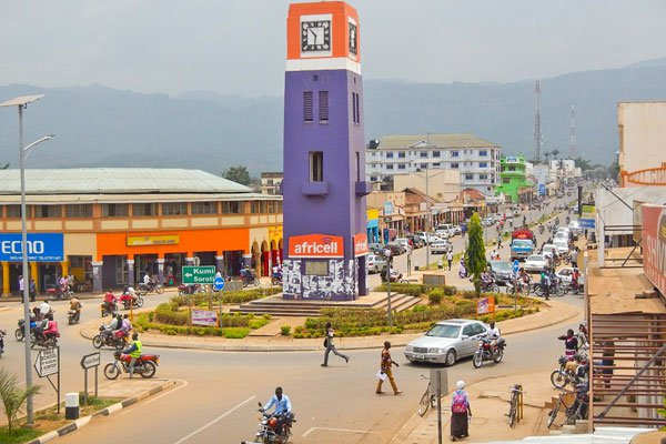 Mbale Town