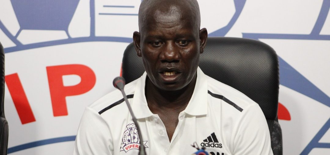 Ouma has been head coach of Vipers SC since December.