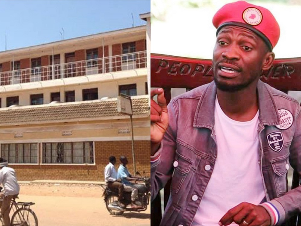 Pacific Hotel owner has come out to rubbish allegations that his guest Kyadondo East MP Robert Kyagulanyi was armed