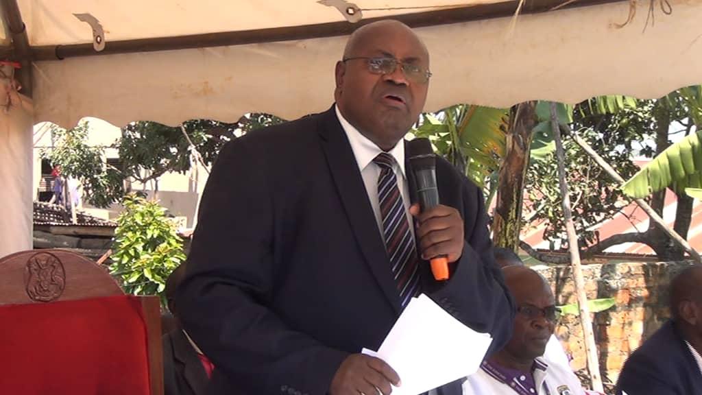 Outgoing Principle judge Bamwine Yorokamu (PHOTO/File)