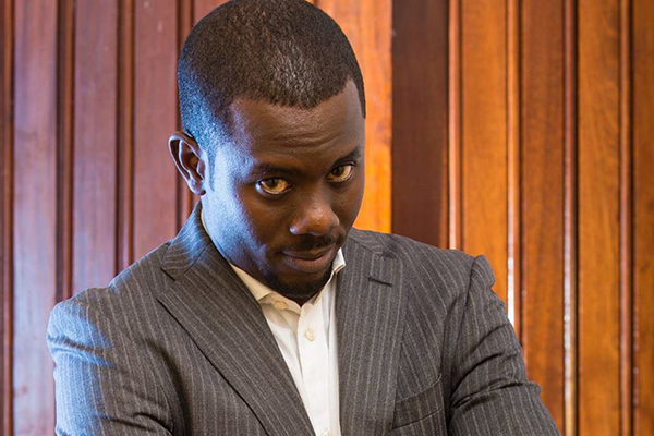 Fun Factory Comedian Richard Tuwangye will own this Friday evening at National theatre. (PHOTO/File)