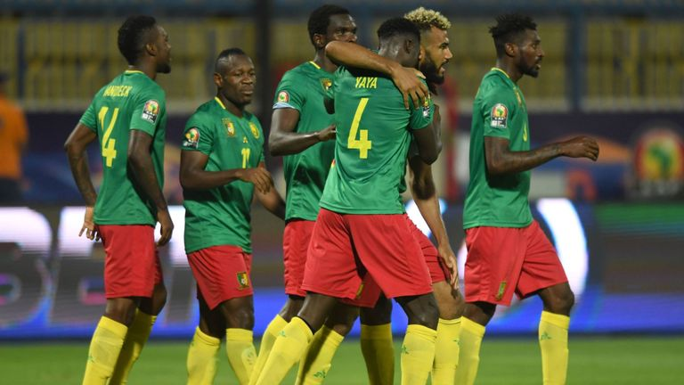 Cameroon are unbeaten in their last 7 games.