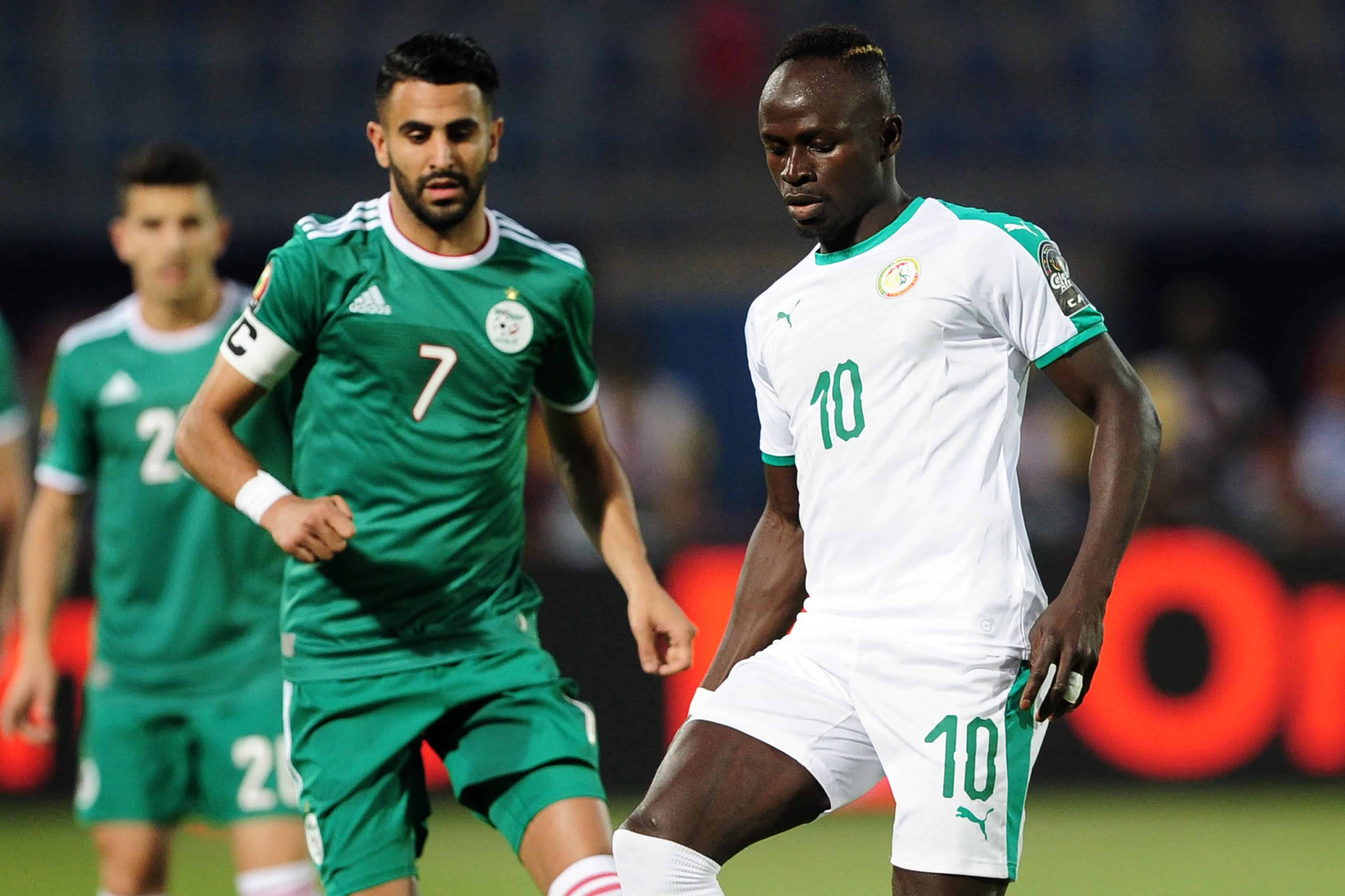 Algeria defeated Senegal 1-0 when the two sides met in the groups.