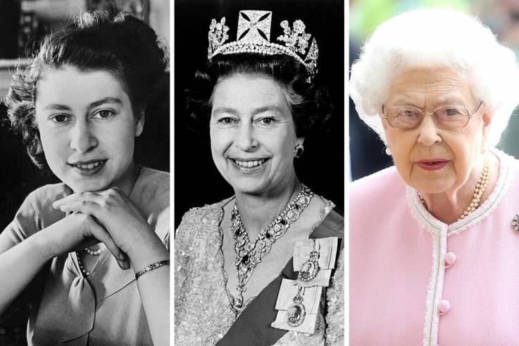 Queen of England, Her Majestty Elizabeth II (PHOTO/File)