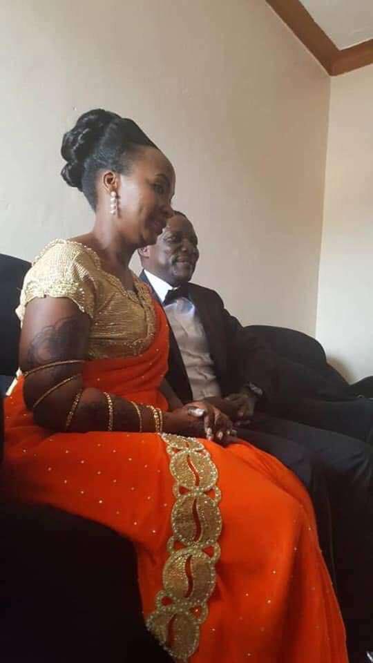Hon Judith Babirye's husband, Hon Paul Musoke Ssebulime has been introduced by his first wife Nalongo Lukia Ntale.