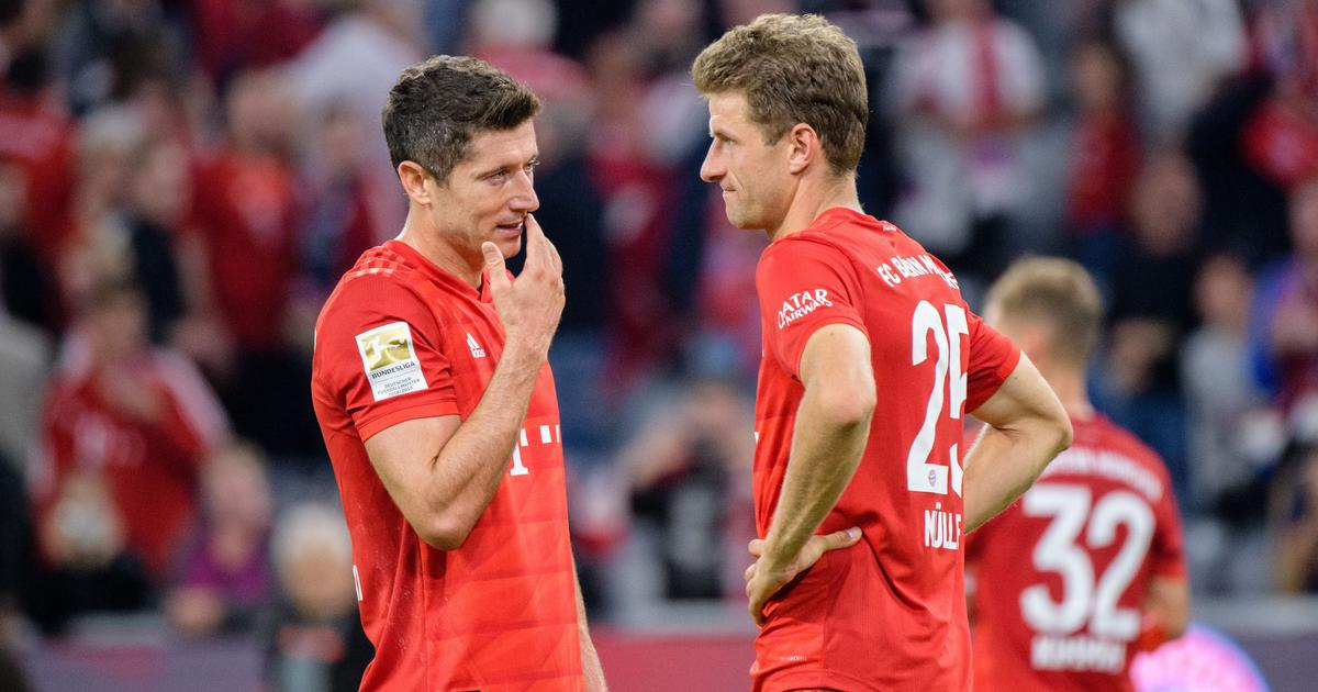 Bayern defeated Schalke 04 3-0 in their last game. (PHOTO/Courtesy)