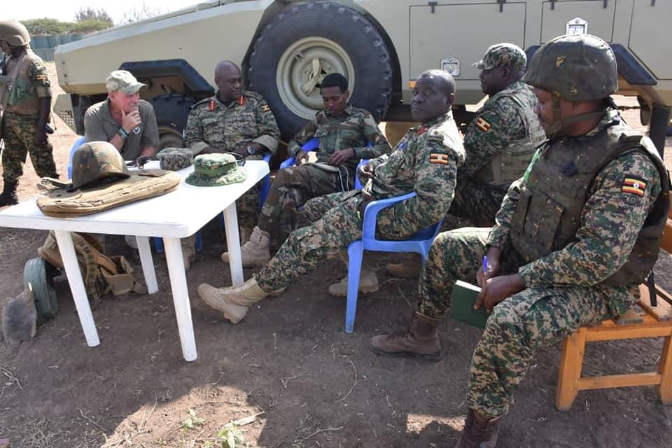 Brig Gen Michael Kabango