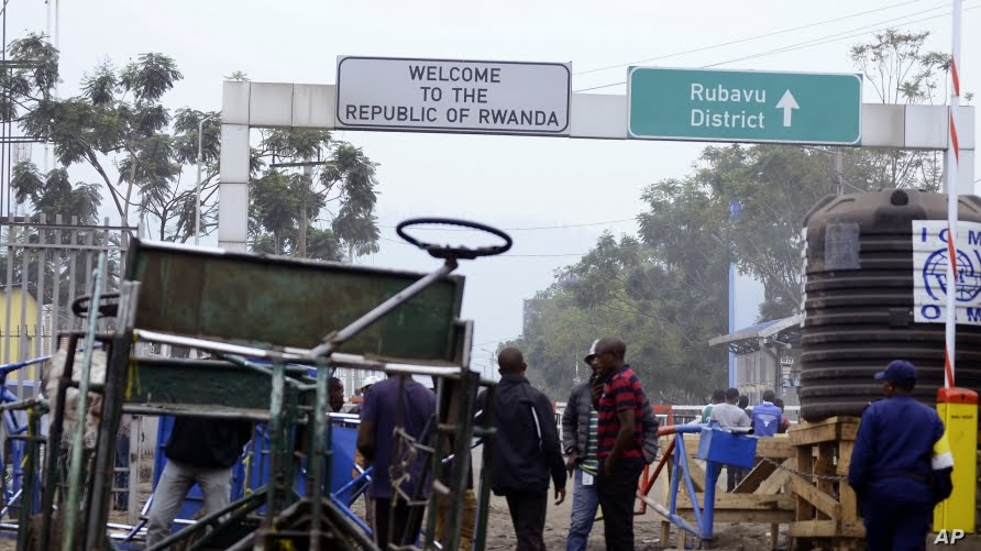 Ebola fears slow crossings at Uganda Rwanda-DRC borders. (PHOTO/Courtesy)